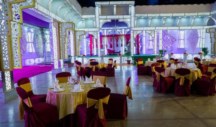 Shehnai Banquet Hall in Delhi Photos