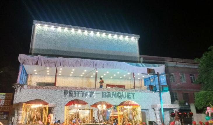 Prittam Deluxe Banquet Hall in Delhi Photos