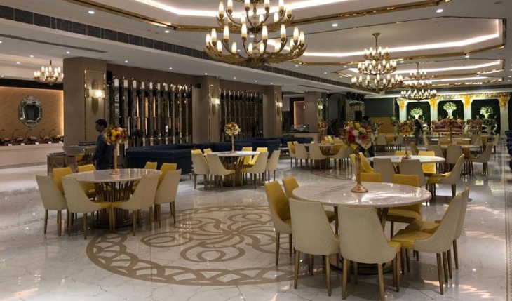 The Grandeur by lavanya Banquet Hall in Delhi Photos