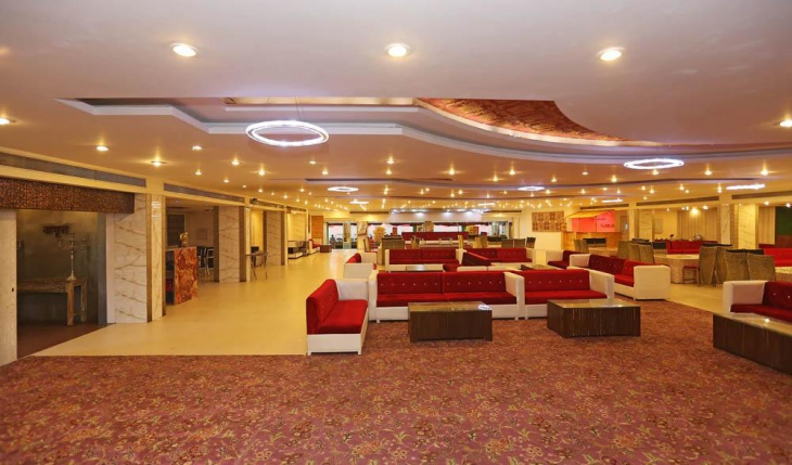 Amrit Hall at All Heavens Banquet Hall in Delhi Photos