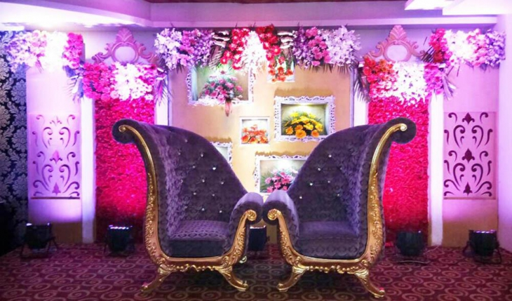 Amrit Hall at All Heavens Banquet Hall in Delhi Photos