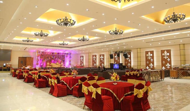 Green Lounge North Banquet Hall in Delhi Photos