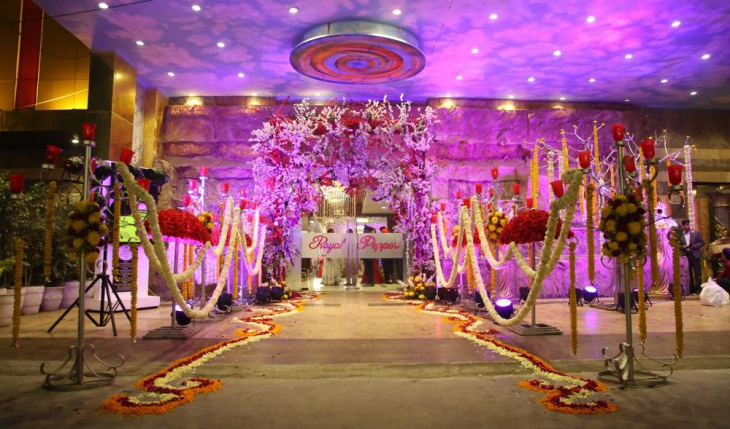 Royal Pepper Banquets in Delhi Photos