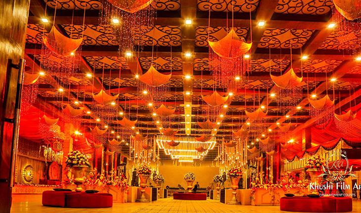 Vilasa Banquet Hall in Delhi Photos
