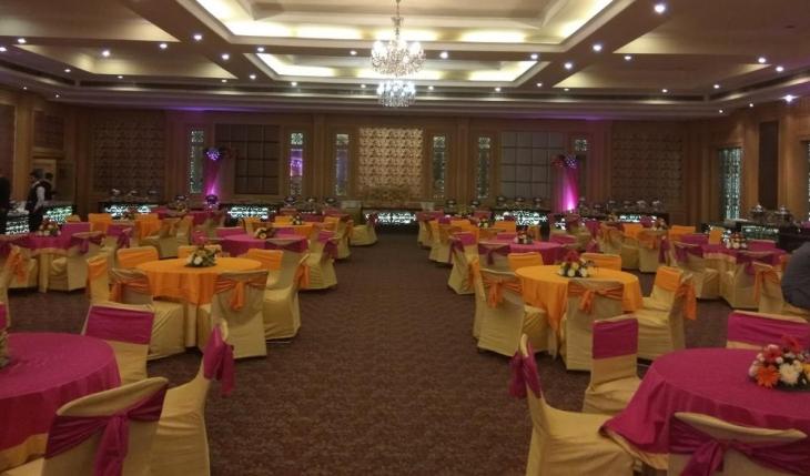 Paradise Banquet in Delhi Photos