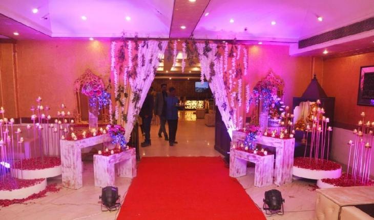 Lagoona Emerald Banquet Hall in Delhi Photos