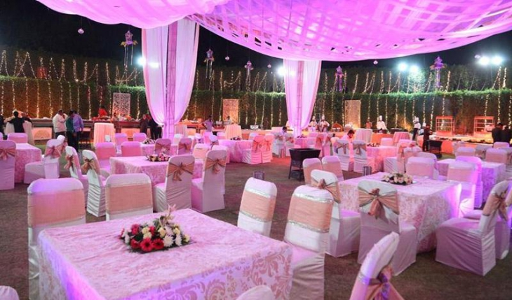 Celebration Gardens Banquet Hall in Delhi Photos